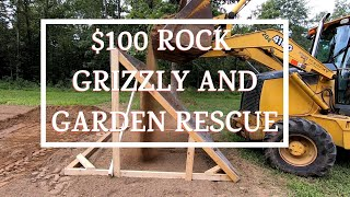 $100 HOMEMADE ROCK SCREEN THAT ACTUALLY WORKS.