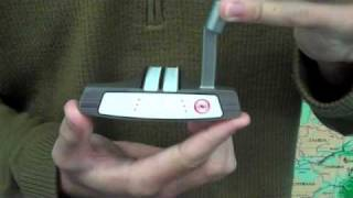 Odyssey White Hot XG Marxman Blade Putter Review by GolfEtail.com