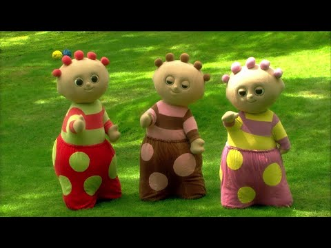 In the Night Garden 420 - Waving from Ninky Nonk | Cartoons for Kids
