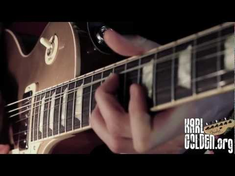 Gotten- SLASH – Full instrumental Cover –  Guitar/Bass/Drums & Solo (Karl Golden)