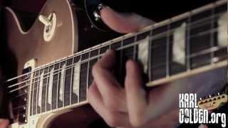 Gotten- SLASH - Full instrumental Cover -  Guitar/Bass/Drums & Solo (Karl Golden)