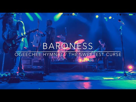 baroness---ogeechee-hymnal-/-the-sweetest-curse---live---house-of-blues---anaheim-3/14/19