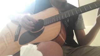 Anh muốn em sống sao guitar intro