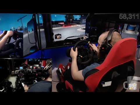 Euro Truck Simulator 2 with dad episode 39