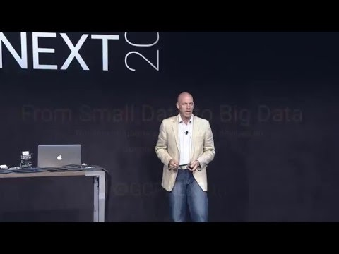 DATA & ANALYTICS - IoT - from small data to big data: Building solutions with connected devices