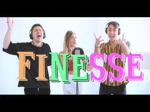 """Finesse"" - Bruno Mars ft. Cardi B [COVER BY THE GORENC SIBLINGS]"