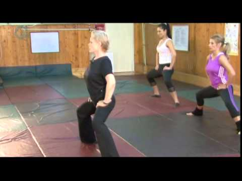 Lecţie de aerobic, partea I.flv