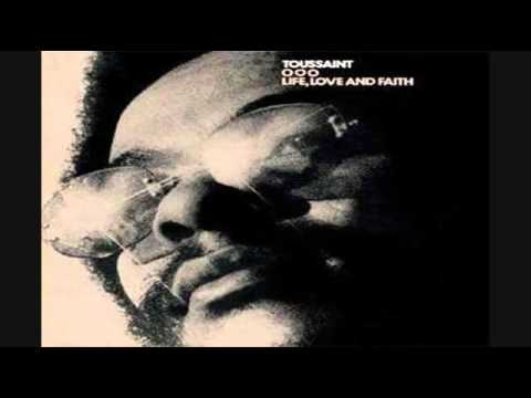 Allen Toussaint ‎– Life Love And Faith LP 1972