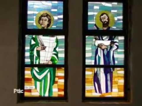 Reštaurované vitráže