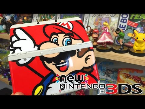New Nintendo 3DS: first impressions