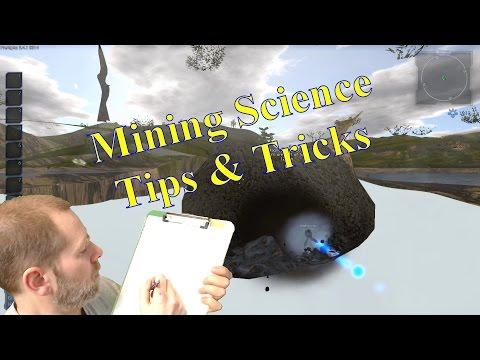 Empyrion Mining Tests, Plus Tips & Tricks