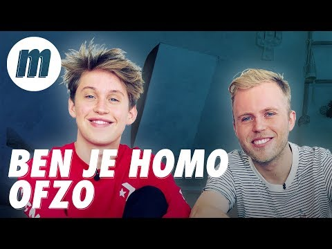 JEROEN VAN HOLLAND OVER HOMOGEWELD: 'IK LOOP WEL HAND IN HAND' | REPORT