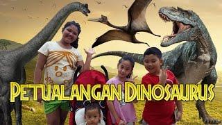 PETUALANGAN DINOSAURUS - Liburan Ke Taman Legenda - Taman Mini Indonesia Indah