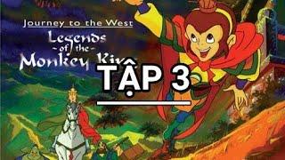 Tây Du ký Tập 3 - Hoạt Hình HTV3