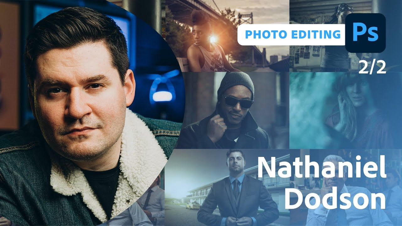 How to Create Cinematic Images in Photoshop with Nathaniel Dodson - 2 of 2