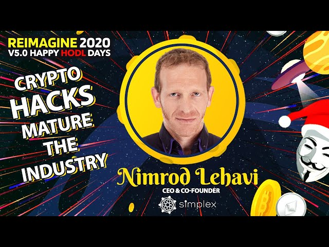 Nimrod Lehavi - Simplex - Banking Your Crypto