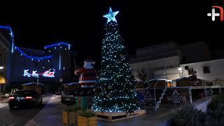 Iluminação de Natal   Loulé (4K)