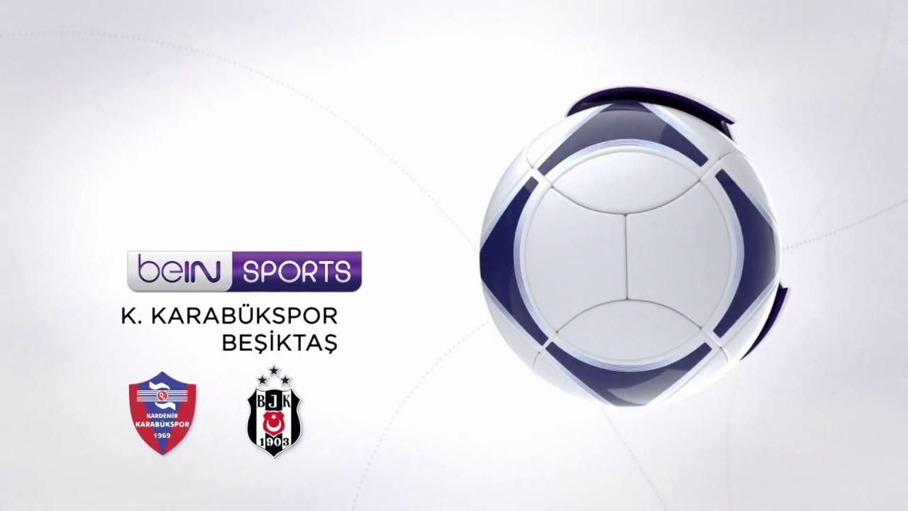K.Karabükspor 0 - 1 Beşiktaş #Özet