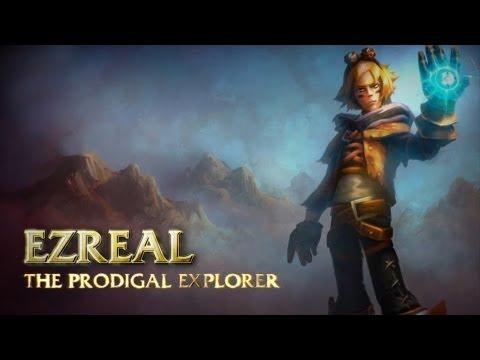 Champion Spotlight: Ezreal, The Prodigal Explorer