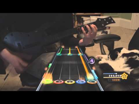 Dispute Guitar Hero Custom 100% FC