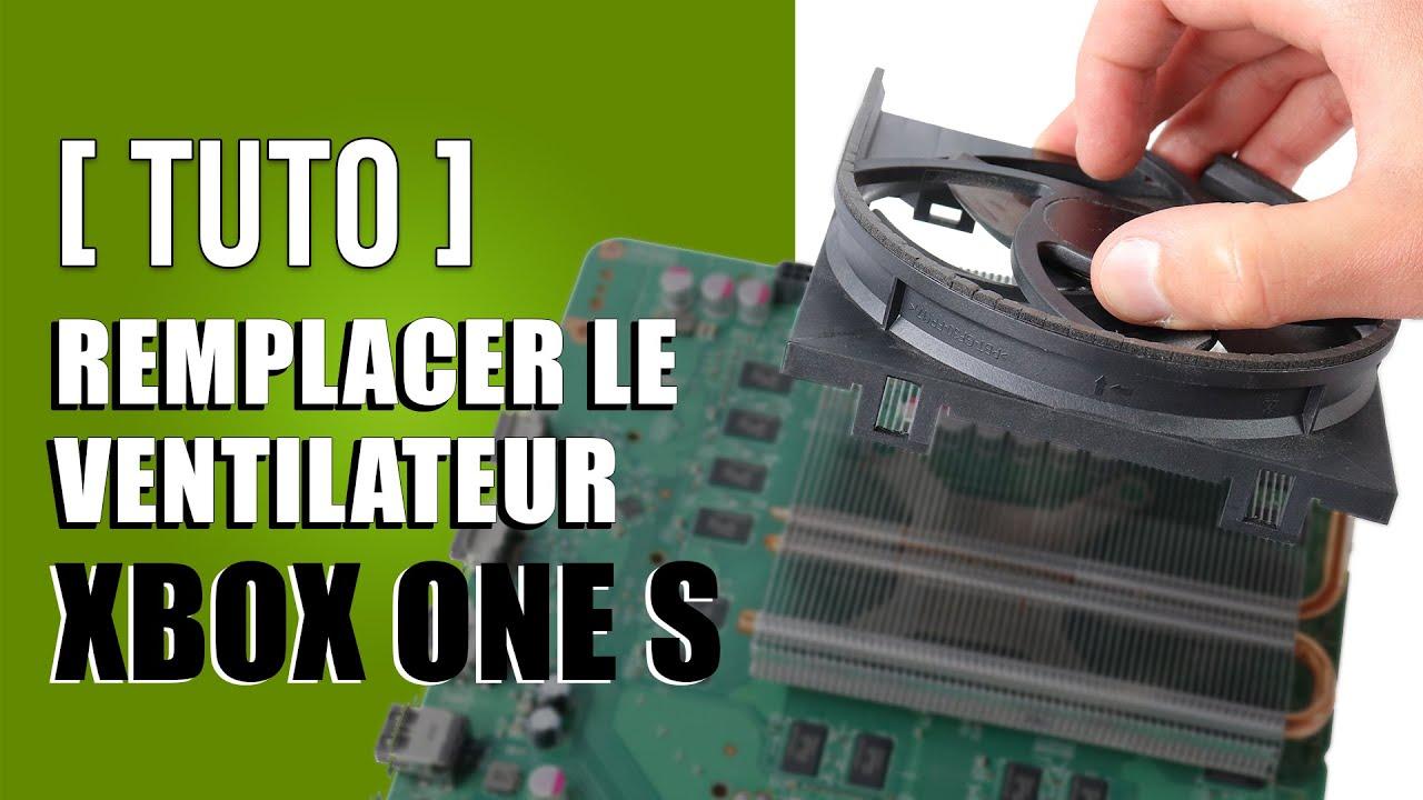 Comment remplacer le ventilateur Xbox One S