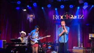 TEX PERKINS & Mia Dyson perform After Midnight by JJ Cale LIVE on Rockwiz 31-8-2013