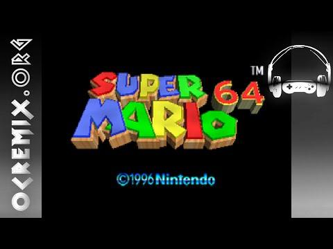 Super Mario 64 ReMix by Emunator & Chimpazilla: 'Ripples of Hope' [File Select] (#3366)