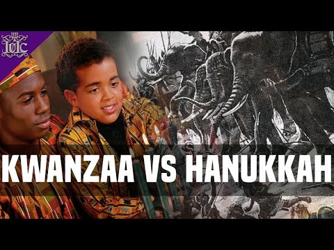 The Israelites: Kwanzaa vs Hanukkah