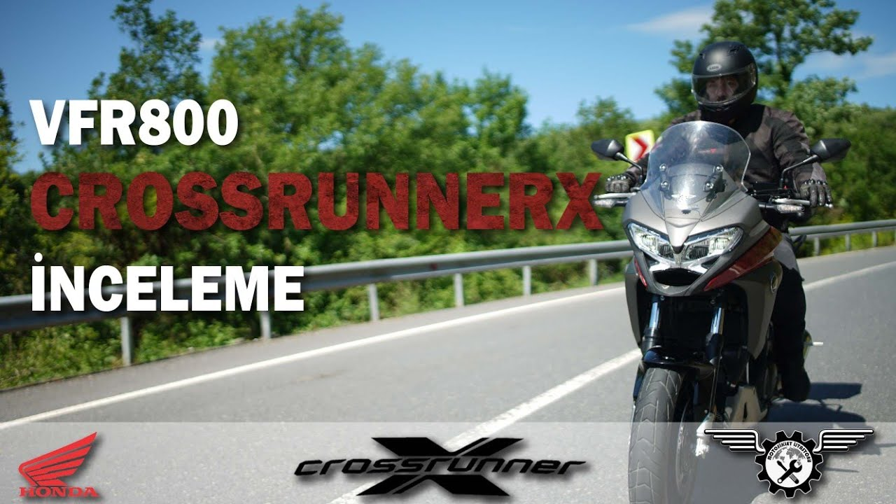 Honda VFR 800 CrossrunnerX İncelemesi