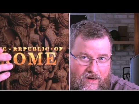 Teaching Video about the Republic of Rome board game