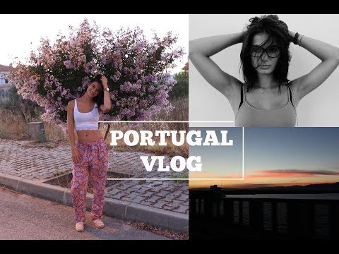 TRAVEL VLOG : Come with me to Portugal  ✈️
