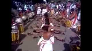 Shingari melam Sri Bala Bhadhra Team