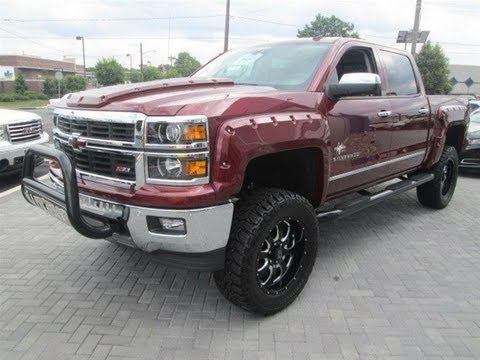 2014 chevy silverado 1500 ltz southern comfort black widow youtube. Black Bedroom Furniture Sets. Home Design Ideas