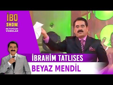 İbrahim Tatlıses - Beyaz mendil (İbo Show 2006)