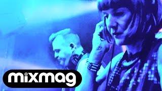 CRAZY P SOUNDSYSTEM Live Set Blu Music Tour Glasgow