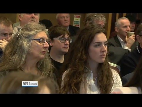 Green Party Convention 2016 on RTÉ News