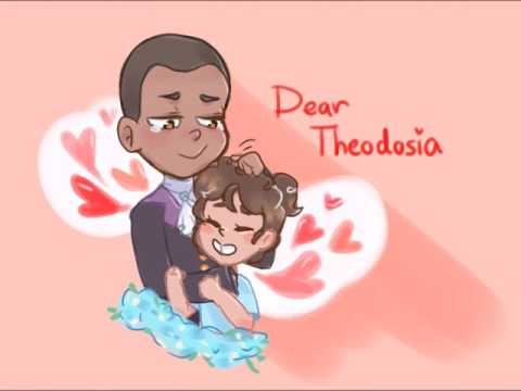 Dear Theodosia Music Box Cover (short vers.)