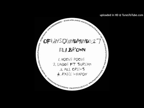 Eli Brown - Rave Weapon (Original Mix) [Tech House]