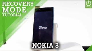 Recovery Mode NOKIA 3 - Enter & Quit NOKIA Recovery Mode