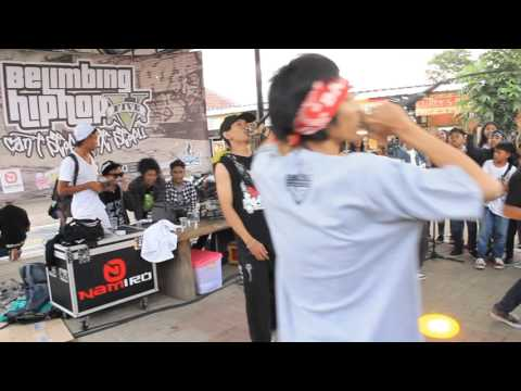 BDJ HIP HOP - Sex Smoking Drinking (Live Perfom On blimbing hip hop 5)