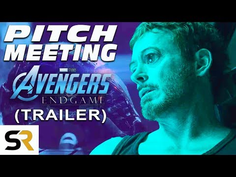Avengers: Endgame Trailer Pitch Meeting Mp3