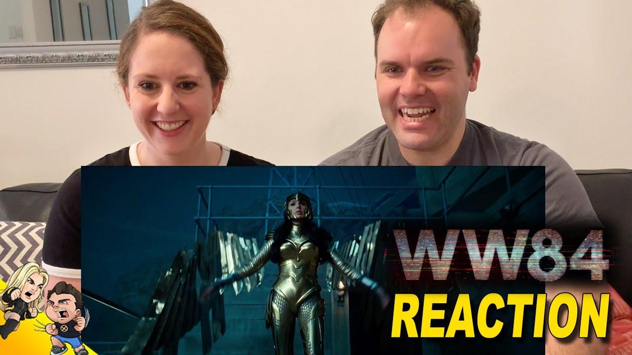 Wonder Woman 1984 Trailer Reaction Youtube