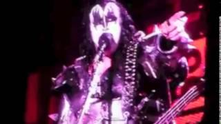 Kiss Live At Salmon Fest 7/9/2011 The Hottest Show On Earth Tour