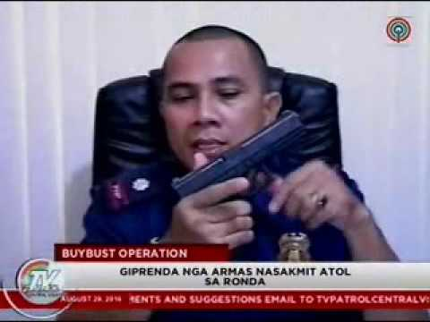 TV Patrol Central Visayas - Aug 29, 2016
