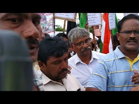 Nizampatnam rally for rohingas muslim