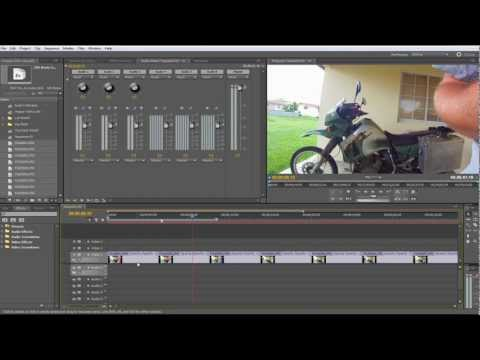 Create a time lapse video in Premiere Pro