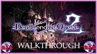 Death end reQuest 2 English Walkthrough Part 1: First Hour of Gameplay [English, Full HD, 60 FPS]
