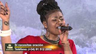 TANTAS BENDICIONES - JESUS DID IT AGAIN Sinach - Live at TBN España