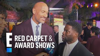 "Kevin Hart Didn't Know He Was Being Slapped on ""Jumanji"" 