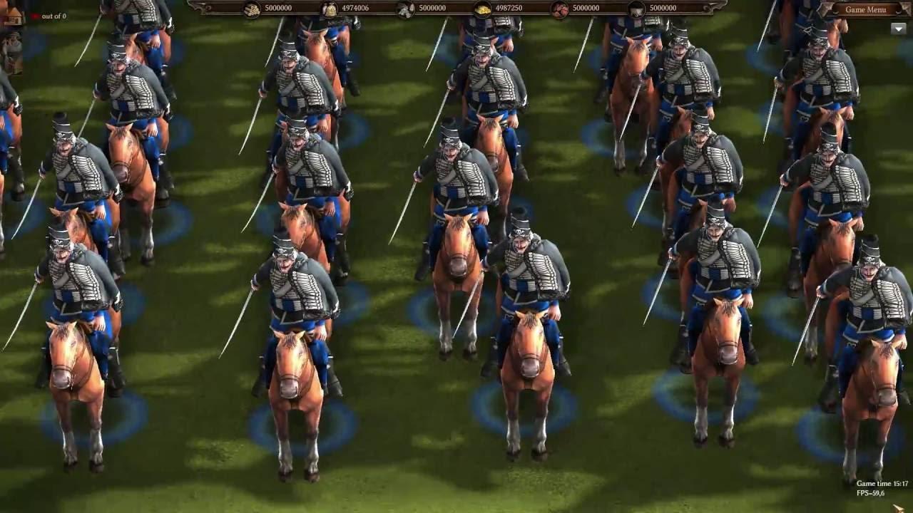 10,000 ARCHERS VS 1,000 HUSSARS! - UNBELIVABLE RESULTS!! - COSSACKS 3